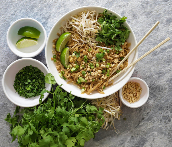 Delicious And Easy Pad Thai