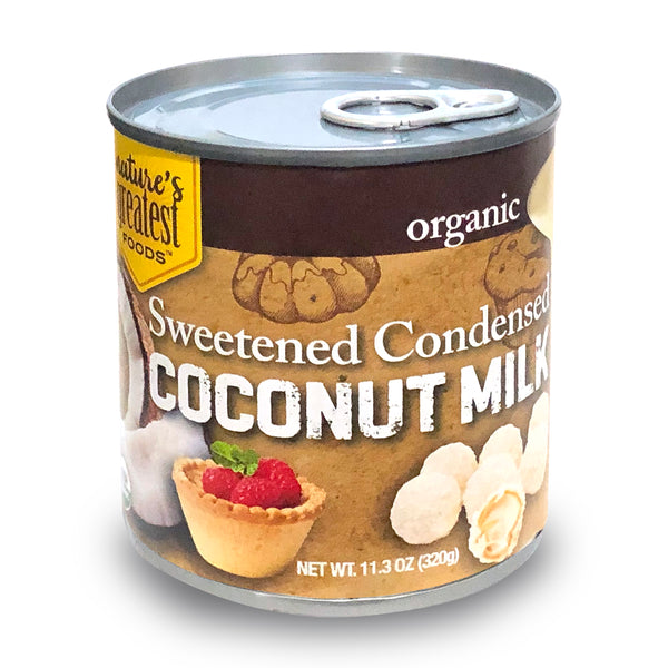 Sweetened Condensed Coconut Milk, 11.3 Oz