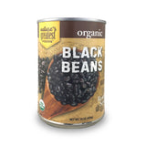 BLACK BEAN ORGANIC, 15 Oz