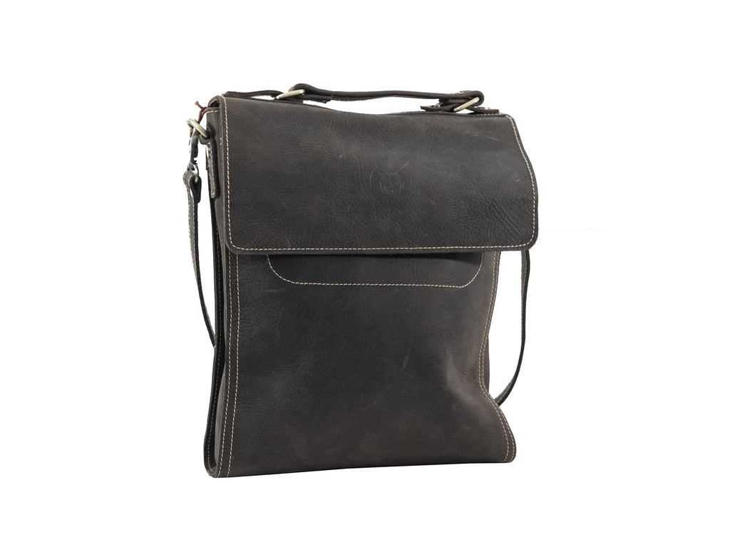 Front Flap Satchel