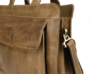 Front Pouch Laptop Bag