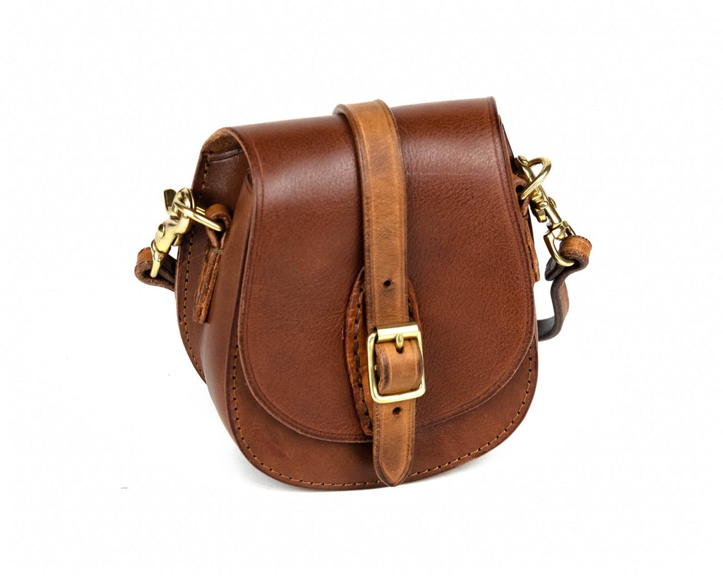 The Gracie Saddle Bag