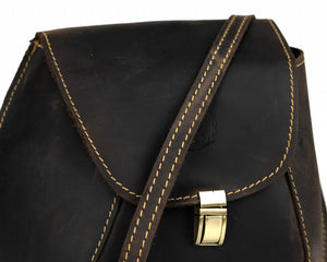The Brittany Saddle Bag