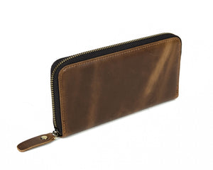 Single Zipper Wallet