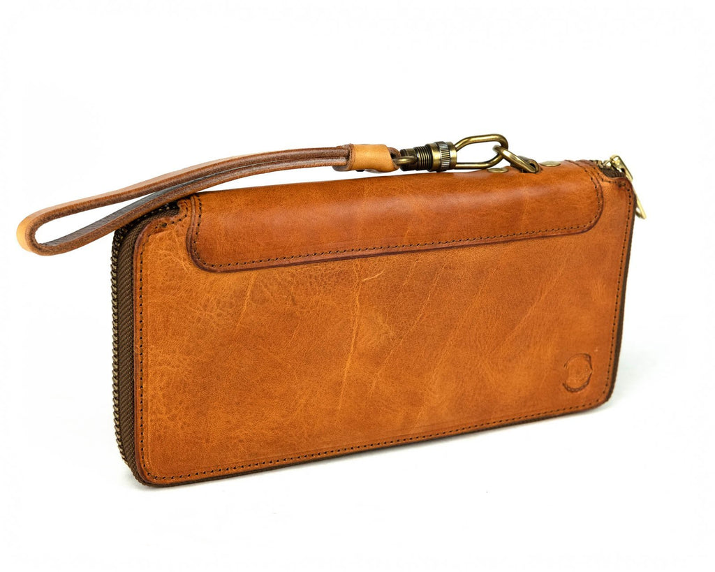 The Lizzy Wristlet with Passport Holder