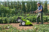 GRILLO G45 being used by a man in a field