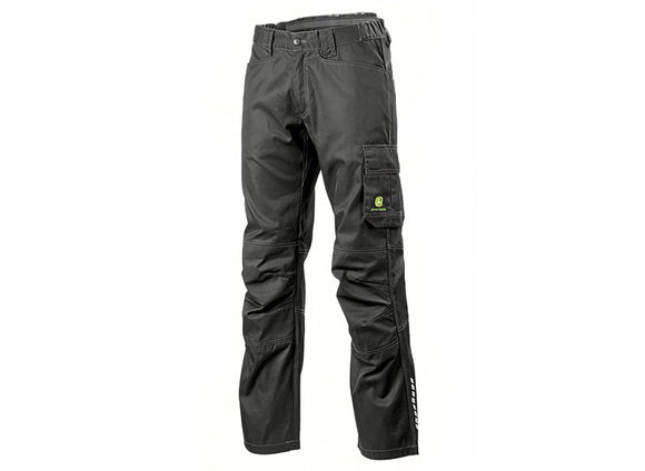 John Deere Work Trousers - Black