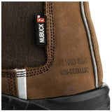 Buckler Safety Dealer Boot (NKZ101-Brown)