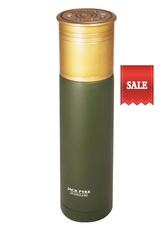 Jack Pyke green cartridge flask
