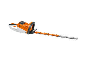 Product image of the STIHL HSA 86 battery powered hedge trimmer