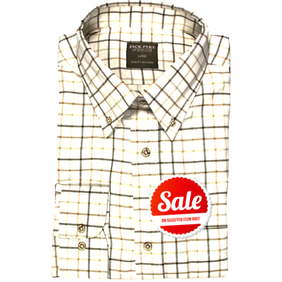 Jack Pyke Countryman Shirt - Brown