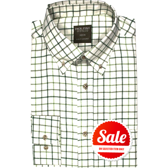 Jack Pyke Countryman Shirt - Green
