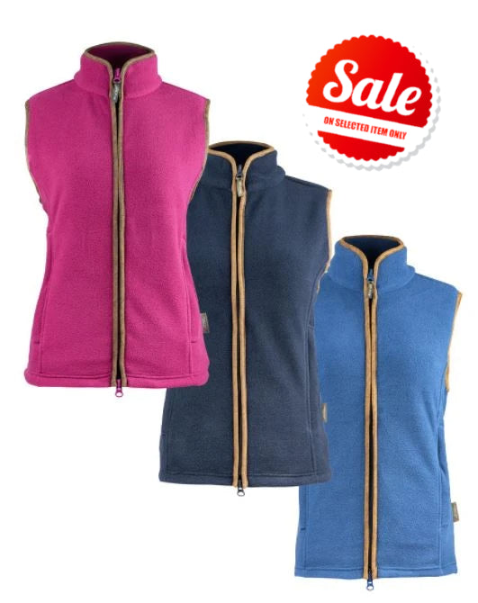 Jack Pyke ladies fleece gilet