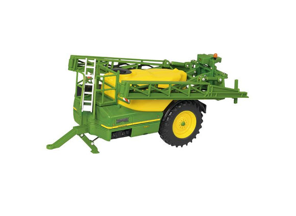 John Deere R962i Trailed Sprayer toy. Suitable for most 1:32 toy tractors