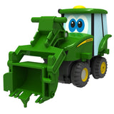 The front loader toy included in the Johnny Tractor Big Loader Children's Toy play set