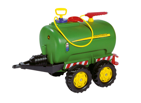 RollyTanker John Deere children's toy in classic John Deere green