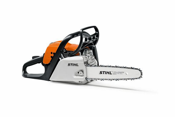 STIHL MS 181 Chainsaw product image on white background