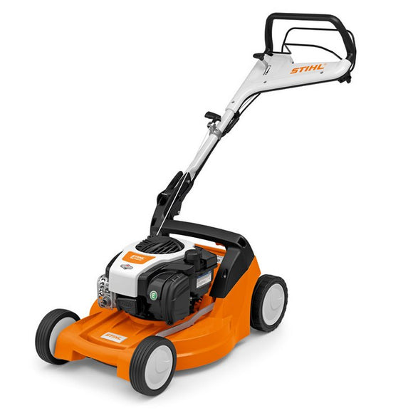 STIHL RM 448 VC Walk Behind / Push Lawn Mower in orange