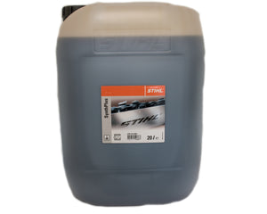 STIHL Synth Plus Chain Oil in 20 Litre Can product image on white background
