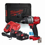 Milwaukee 18v One Key Combi Drill Kit