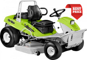 Product image of the GRILLO MD 22N Ride on lawn mower.