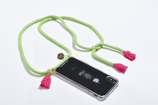 LEE Phone Necklace | round