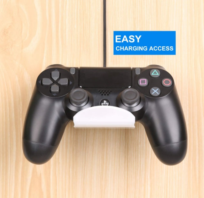 Game Controller Wall Mount Stand Holder (2 Pack) for XBOX ONE SWITCH PS4 STEAM PC NINTENDO,Universal Game Controller Accessories