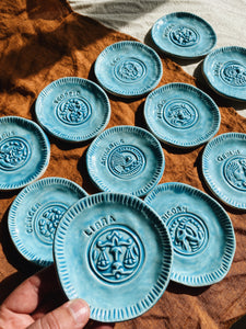 ~ Star Sign Dishes ~ Azure