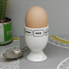 Illustrated Biscuit Eggcup