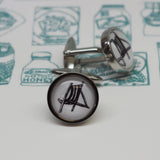 Deck Chair Cufflinks