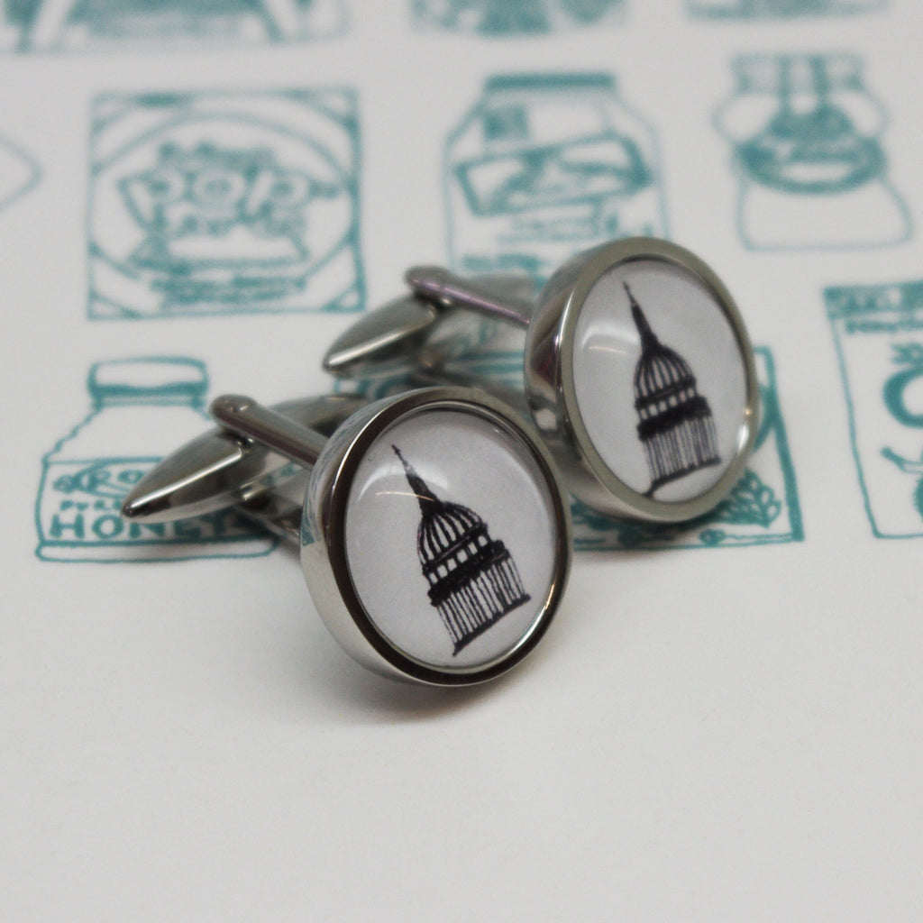 St Paul's Cathedral Cufflinks
