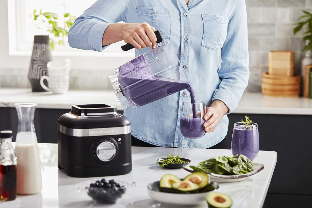 KitchenAid Matte Black Countertop Blender