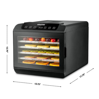 Countertop Food Dehydrator - 6 Trays