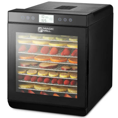 Food Dehydrator Machine, 10 Trays