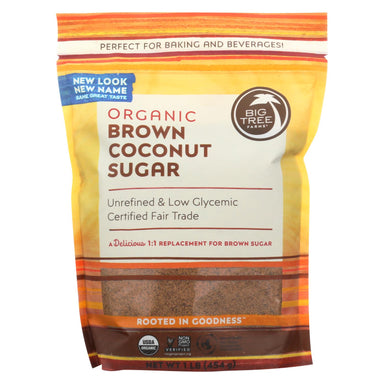 Coconut Palm Sugar - Blonde - Case Of 6 - 16 Oz.
