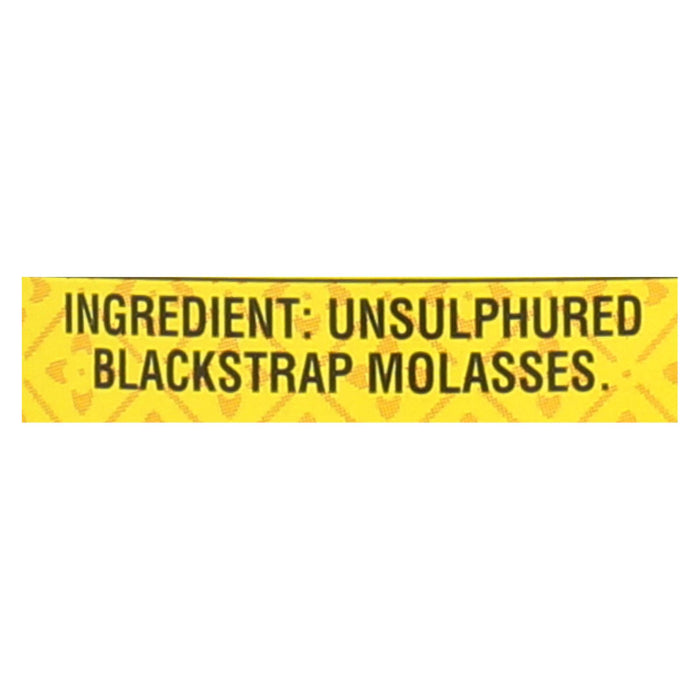 Blackstrap Molasses Syrup - Unsulphured