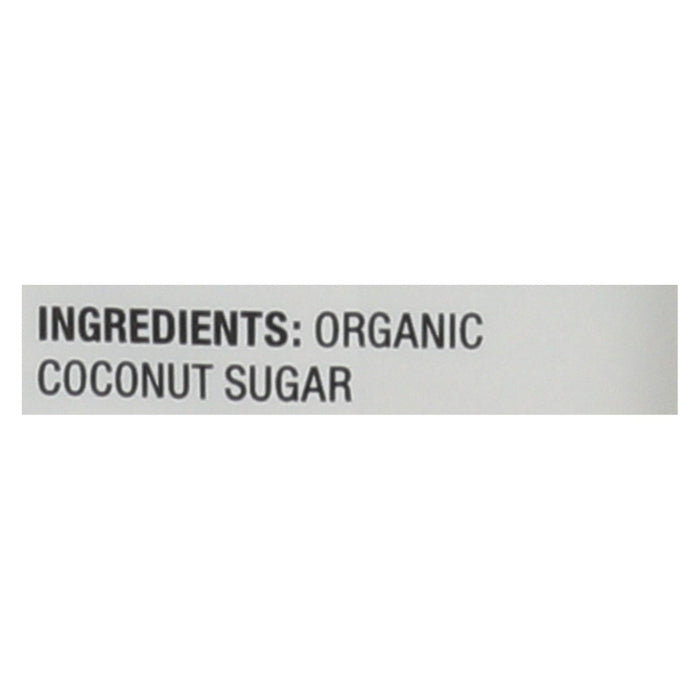 Nutiva Coconut Sugar - Case Of 6