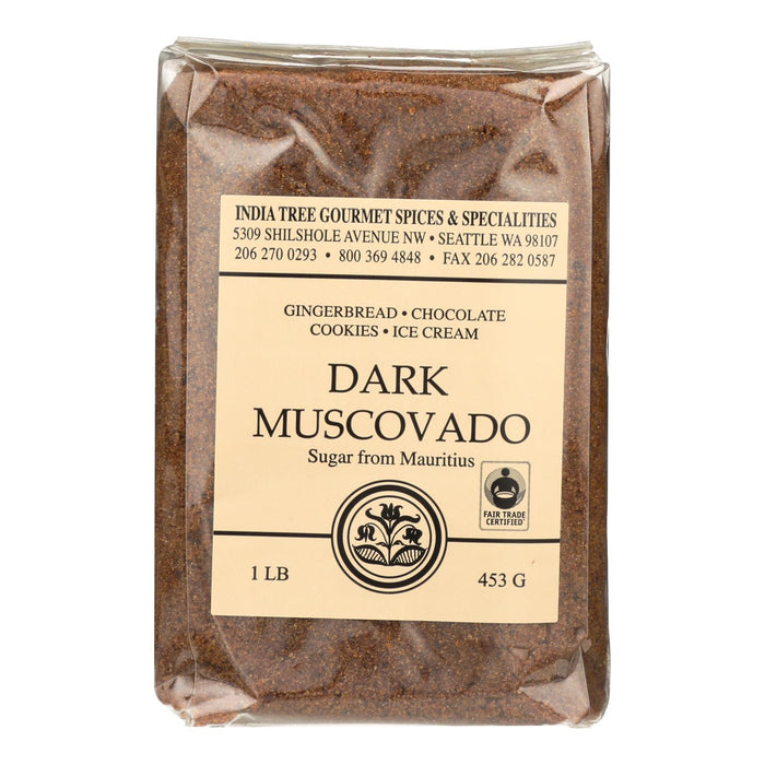 Dark Muscovado  - Case Of 6