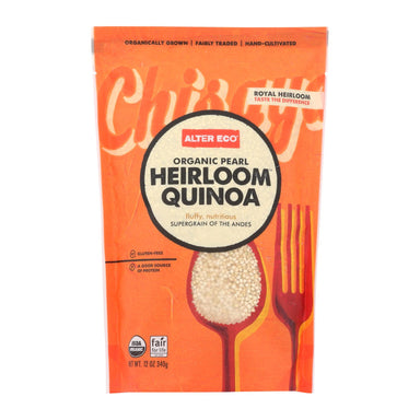 Quinoa - Organic Pearl Heirloom - Case Of 6
