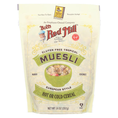 Cereal - Gluten Free Tropical Muesli - Case Of 4