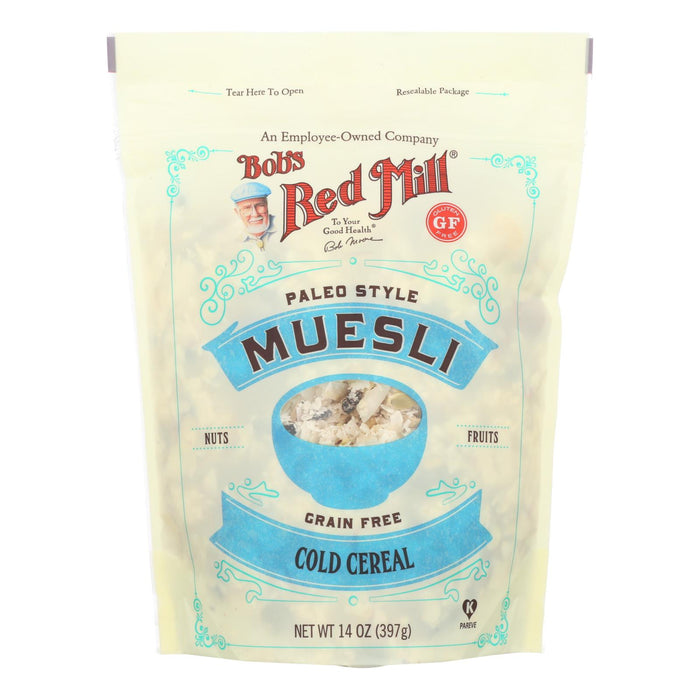 Cereal - Paleo Style Muesli - Case Of 4