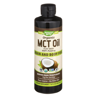 100% MCT Oil - from Coconut