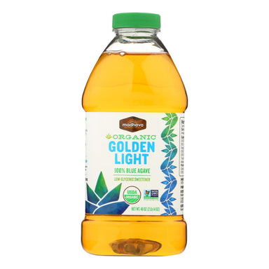 Agave Nectar - Organic - Light - Case Of 4