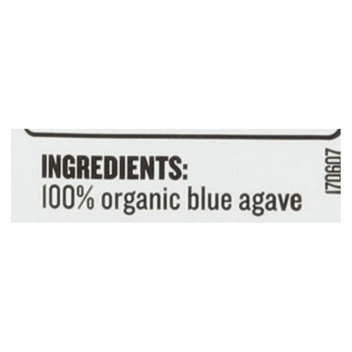 Agave Nectar - Organic - Raw - Case Of 4