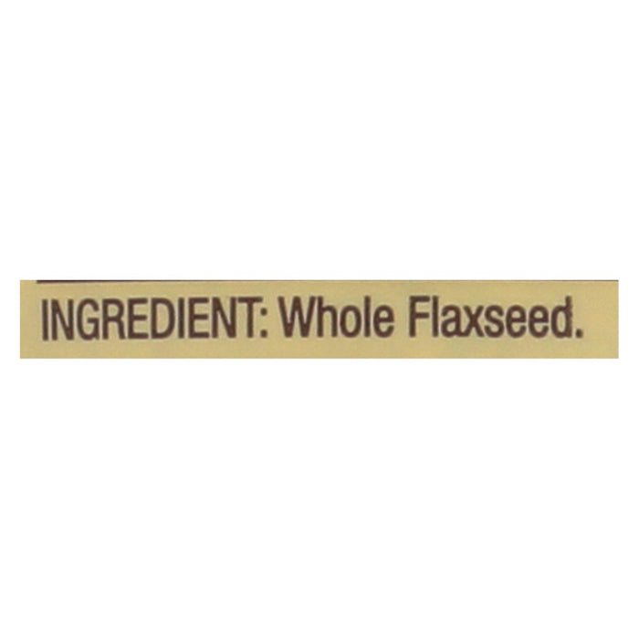 Flaxseeds - Gluten Free - Case Of 6