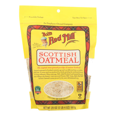 Scottish Oatmeal - Case Of 4