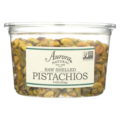 Raw Shelled Pistachios - Case Of 12