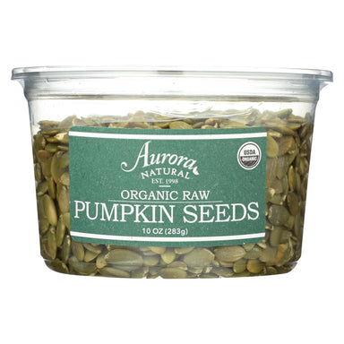 Organic Raw Pumpkin Seeds - Case Of 12