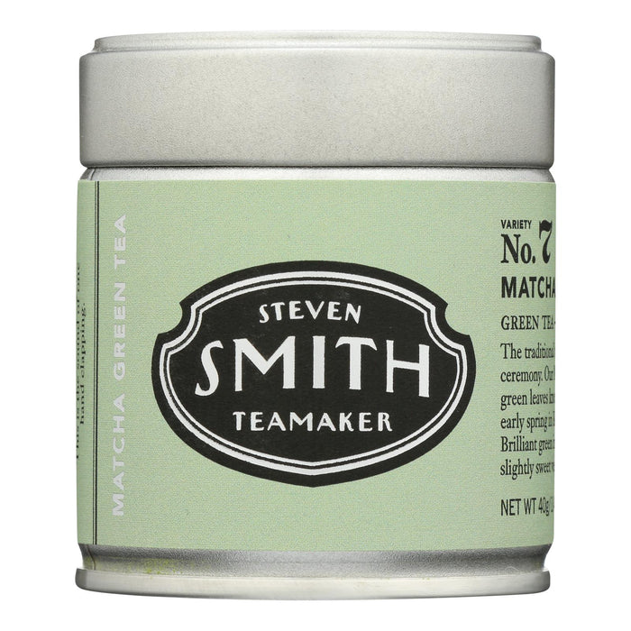 Smith Teamaker - Tea Green Matcha - Case Of 12