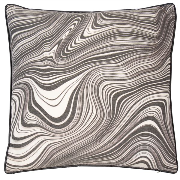 Printed Marble Slate Cushion